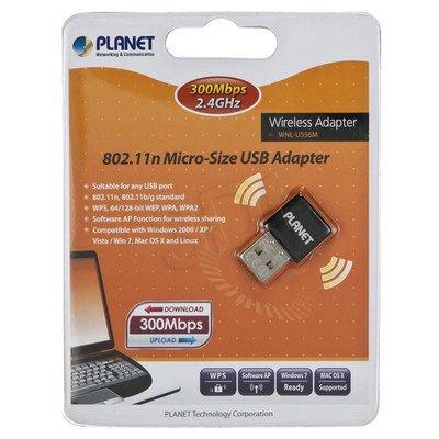 Planet Karta sieciowa bezprzewodowa WNL-U556M USB 2.0