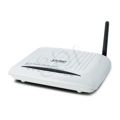 PLANET ADN-4101A Bezprzewod. Router ADSL 4p 802.11n