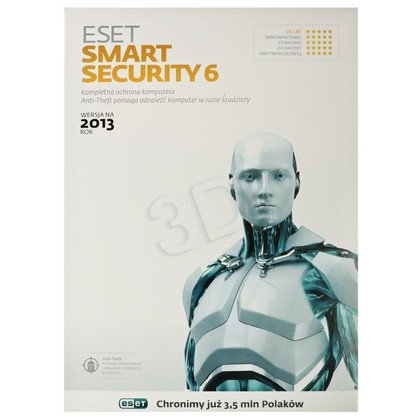 ESET SMART SECURITY UPGRADE - 1 STAN/36M