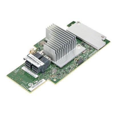 MODUŁ RAID SAS/SATA INTEL RMS3CC080, 12Gb, 8P, SGL