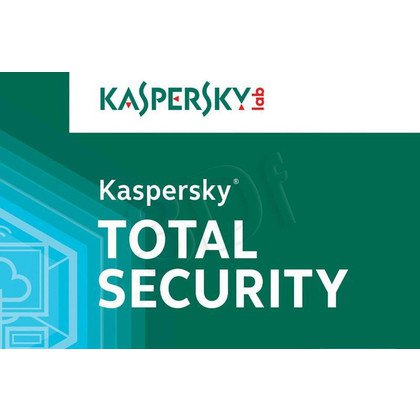 Kaspersky Total Security multi-device ESD 5D/24M