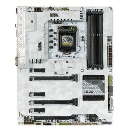 ASUS SABERTOOTH Z97 MARK S Z97 LGA1150 (PCX/DZW/VGA/GLAN/SATA3/USB3/RAID/DDR3/SLI/CROSSFIRE)