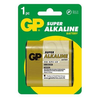 BATERIA SUPER ALKALINE 4.5V
