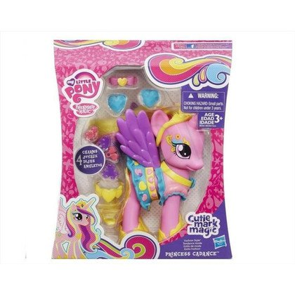 MLP MY LITTLE PONY MODNY KUCYK CADANCE HASBRO B0361