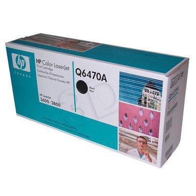 HP Toner Czarny HP501A=Q6470A, 6000 str.