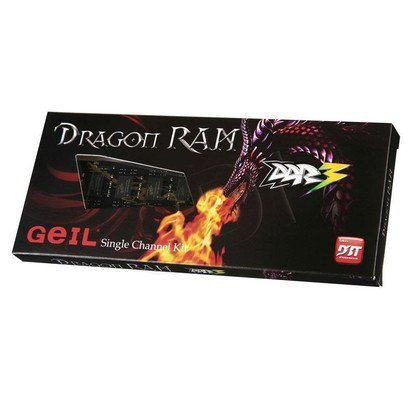 GEIL DDR3 4 GB 1333MHZ DRAGON RAM CL.9