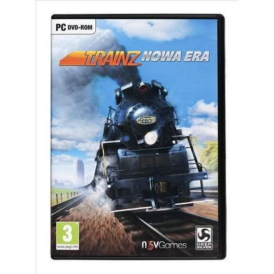 Gra PC Trainz Nowa Era