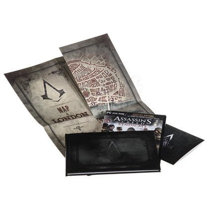 "Gra PC Assassin""s Creed Syndicate Charing Cross"