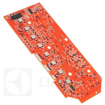 Układ elektroniczny wyświetlacza pralki (1464917028)