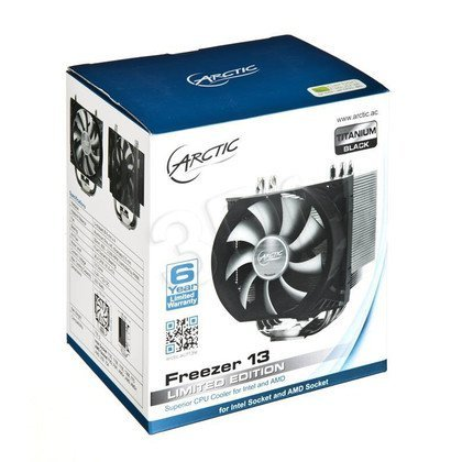 ARCTIC FREEZER LE 13 S1150/1151/1155/1366/AM3/FM2+