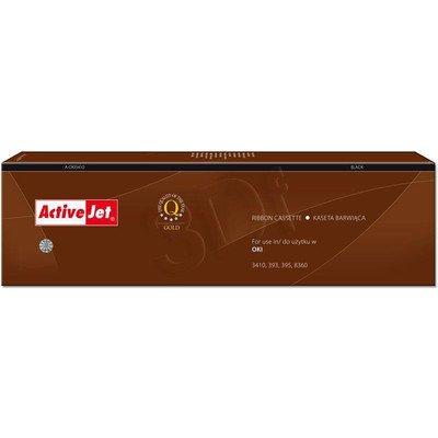ActiveJet A-OKI3410 kaseta barwiąca kolor czarny do drukarki igłowej Oki (zamiennik 09002308)