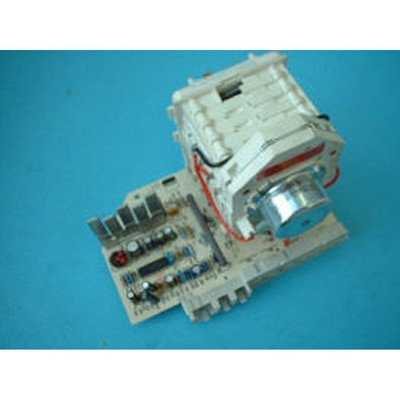 Elementy elektryczne do pralek r Programator EC4526.01 z płytką elektroniczną Whirpool (481931039767)