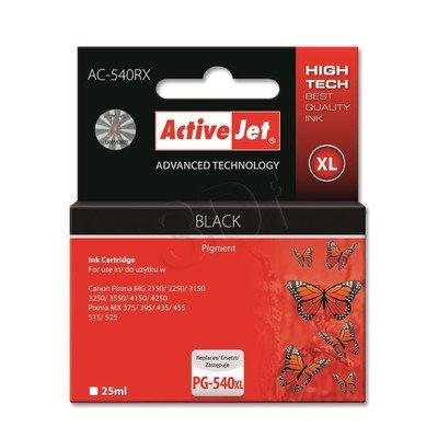 ActiveJet AC-540RX tusz czarny do drukarki Canon (zamiennik Canon PG-540XL) Premium