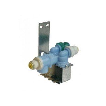 Elektrozawór wody 2-drożny 180st. ze wspornikiem Whirlpool (481236058486)