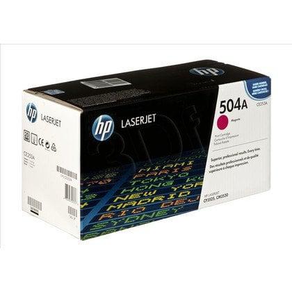 HP Toner Czerwony HP504A=CE253A, 7000 str.