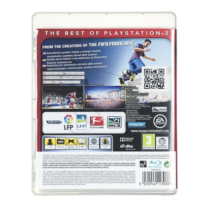 Gra PS3 FIFA Street Essential