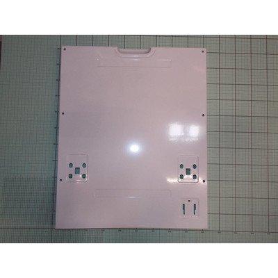Drzwi zewnętrzne BI 45 srebrne (1030578)