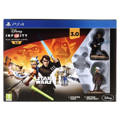 Gra PS4 Disney Infinity 3.0 Star Wars