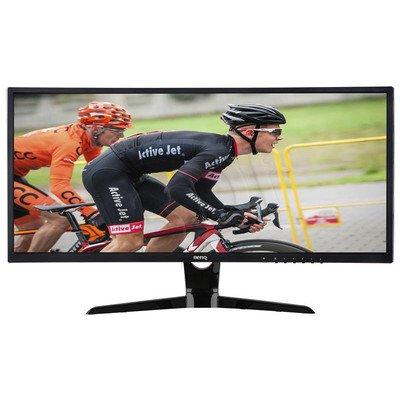 "Monitor Benq XR3501 LED 35"" FHD AMVA3 czarny"