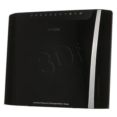 D-LINK DSL-3580L WiFi N ADSL2+ Router Gigabit C1200
