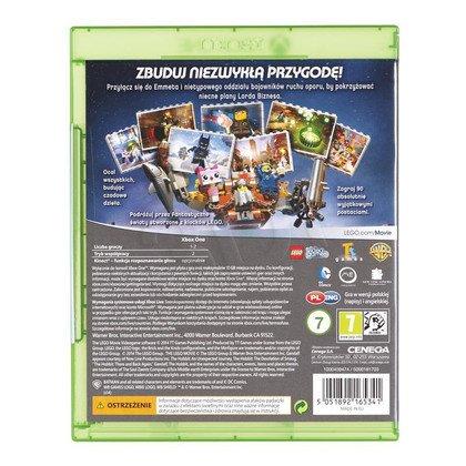 Gra Xbox ONE Lego Przygoda