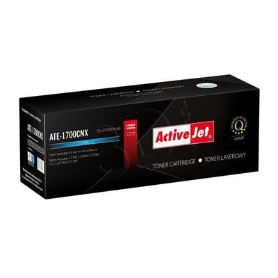 ActiveJet ATE-1700CNX cyan toner do drukarki laserowej Epson (zamiennik C13S050613) Supreme