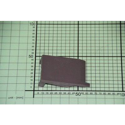 Pokrywka nakładki górnej lewa INOX '07 (8038701)