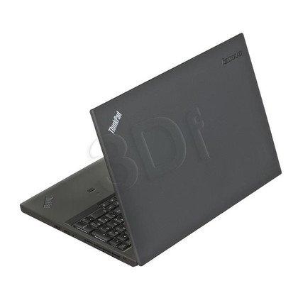 """LENOVO ThinkPad W550s i7-5500U 8GB 15,6"""" FHD 256GB HD5500 K620M Win7P W10P 20E2001PPB 3Y"""