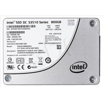 Dysk SSD Intel DC S3510 800GB SATA III