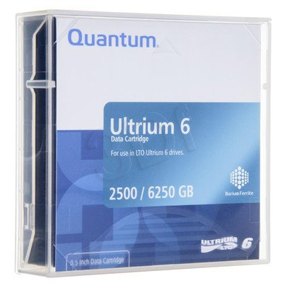 TAŚMA QUANTUM DO STREAMERA LTO-6 2,5/6,25 TB
