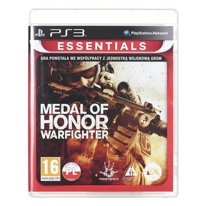 Gra PS3 Medal of Honor Warfighter Essentials