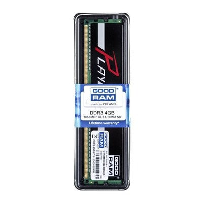 Goodram PLAY DDR3 DIMM 4GB 1866MT/s (1x4GB) Czarny