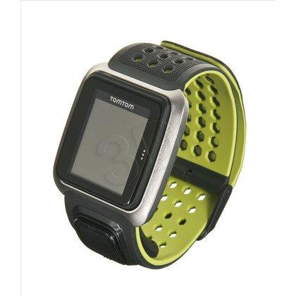 Tomtom Zegarek sportowy Golfer ciemnoszaro/jasnozielony