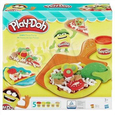 PLD PLAY-DOH PIZZA HASBRO B1856