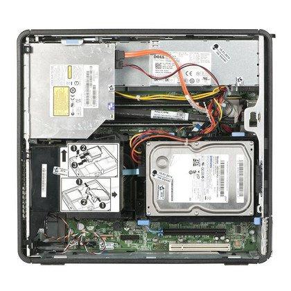 DELL DELL 780 Desktop E8500 8GB 160GB Intel GMA X4500 Intel GMA X4500 W7P 3 miesiące