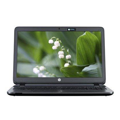 """HP 455 A8-7100 4GB 15,6"""" HD 750GB Radeon R5 R6 M255DX Win8.1P W10P Czarno-srebrny G6V95EA 1Y"""