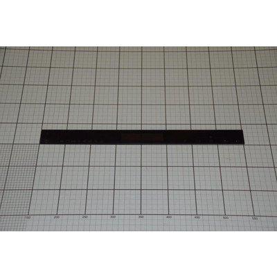 Wklejka panelu sterowania + taśma (1035048)