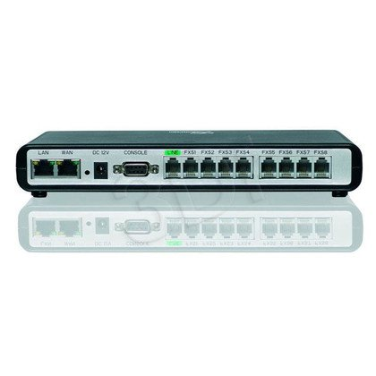 ADAPTER VOIP GRANDSTREAM GXW4008 (8xFXS)