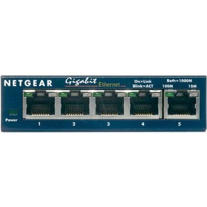 NETGEAR [ GS105 ] Switch ProSafe Desktop 5 portów Gigabit [ Gwarancja LifeTime ]