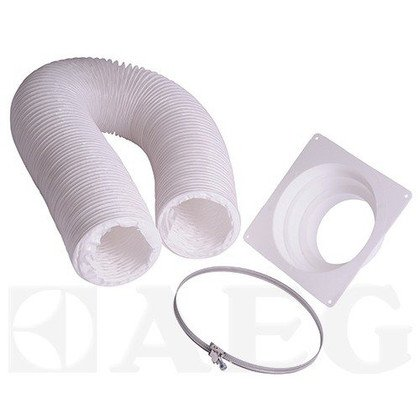 Zestaw wywiewowy do suszarki kondensacyjnej 102mm 3m Electrolux (50292035008)