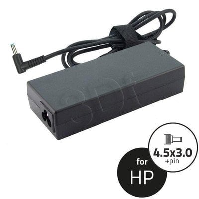 QOLTEC ZASILACZ DO NOTEBOOKA HP/COMPAQ 19.5V 65W 3.33A 4.5*3.0+PIN