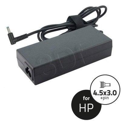 QOLTEC ZASILACZ DO NOTEBOOKA HP/COMPAQ 19.5V 65W 3.33A 4.5*3.0+PIN