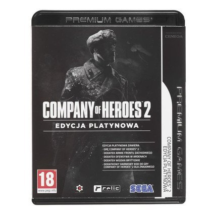 Gra PC NPG Company Of Heroes 2 - Edycja Platynowa