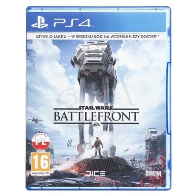 Gra PS4 Star Wars Battlefront + Bitwa o Jakku