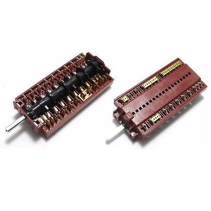 Przełącznik piekarnika Indesit - 7 pozycji (C00141247)
