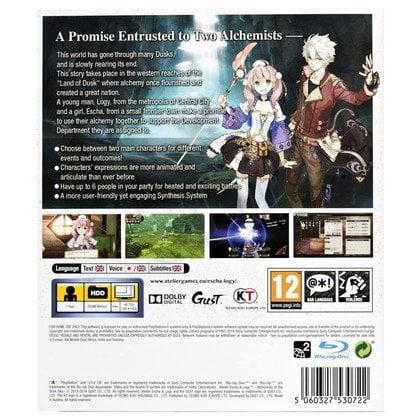 Gra PS3 Atelier Esha Logy