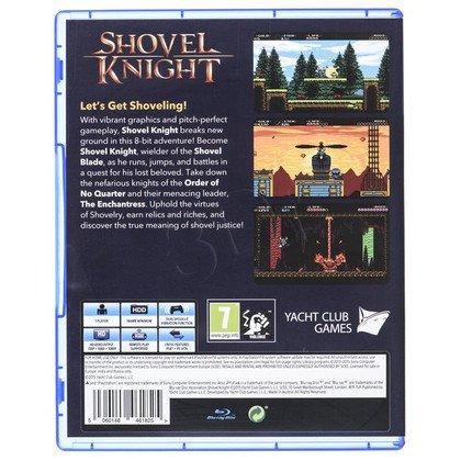 Gra GP4 Shovel Knight
