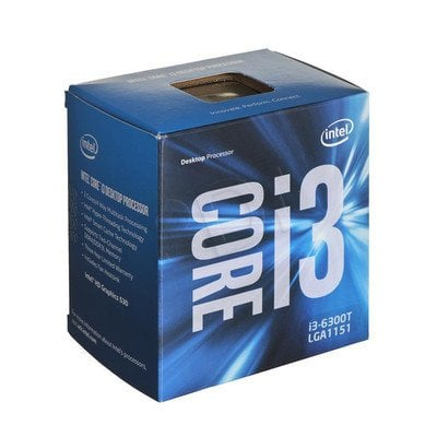 Procesor Intel Core i3 6300T 3300MHz 1151 Box
