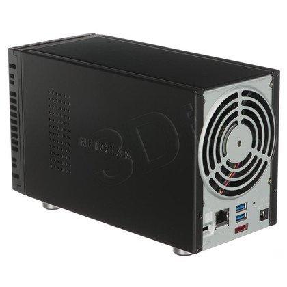Netgear serwer NAS RN10200-100EUS wolnostojący (bez dysku)