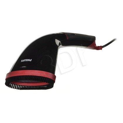 Ręczna parownica do ubrań Philips GC332/87(1200W /czarno-czerwony)